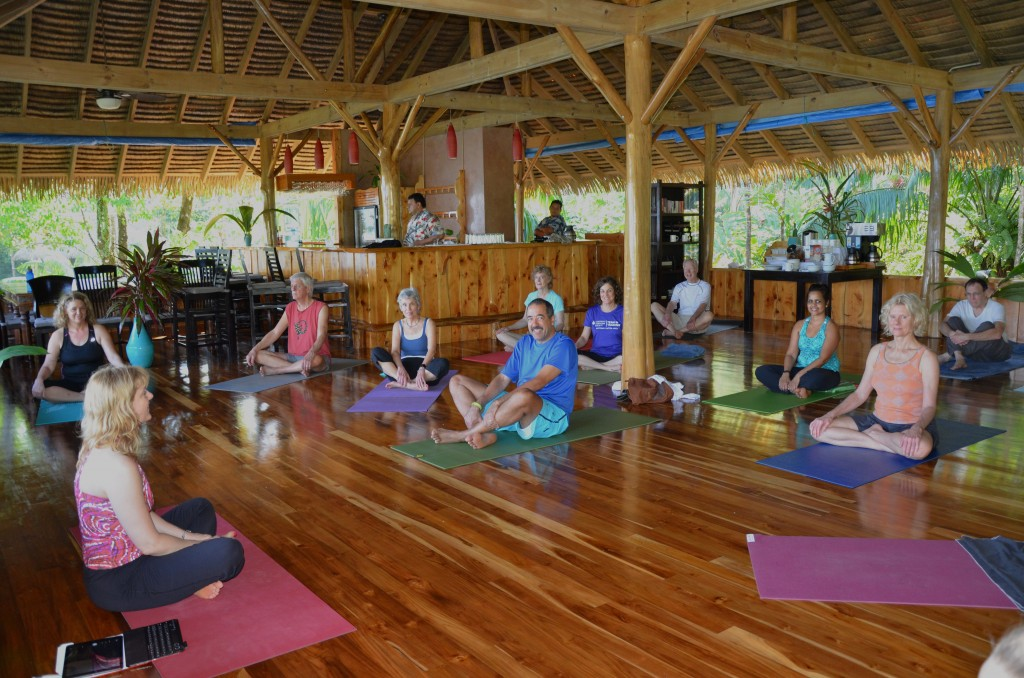 Joyful Heart Yoga in Costa Rica
