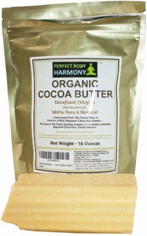organic cocoa butter