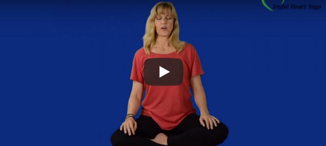 Basic Yoga Breathing