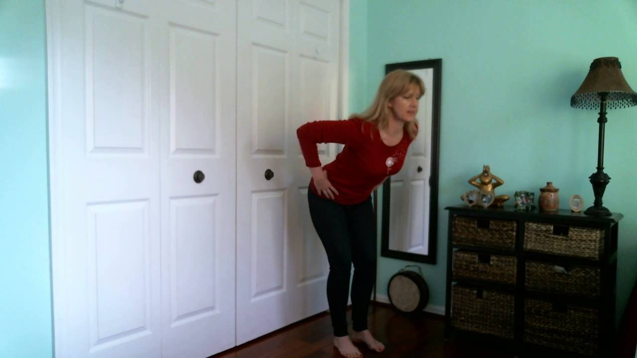Standing Forward Bends for People with Tight Hamstrings or Back Pain