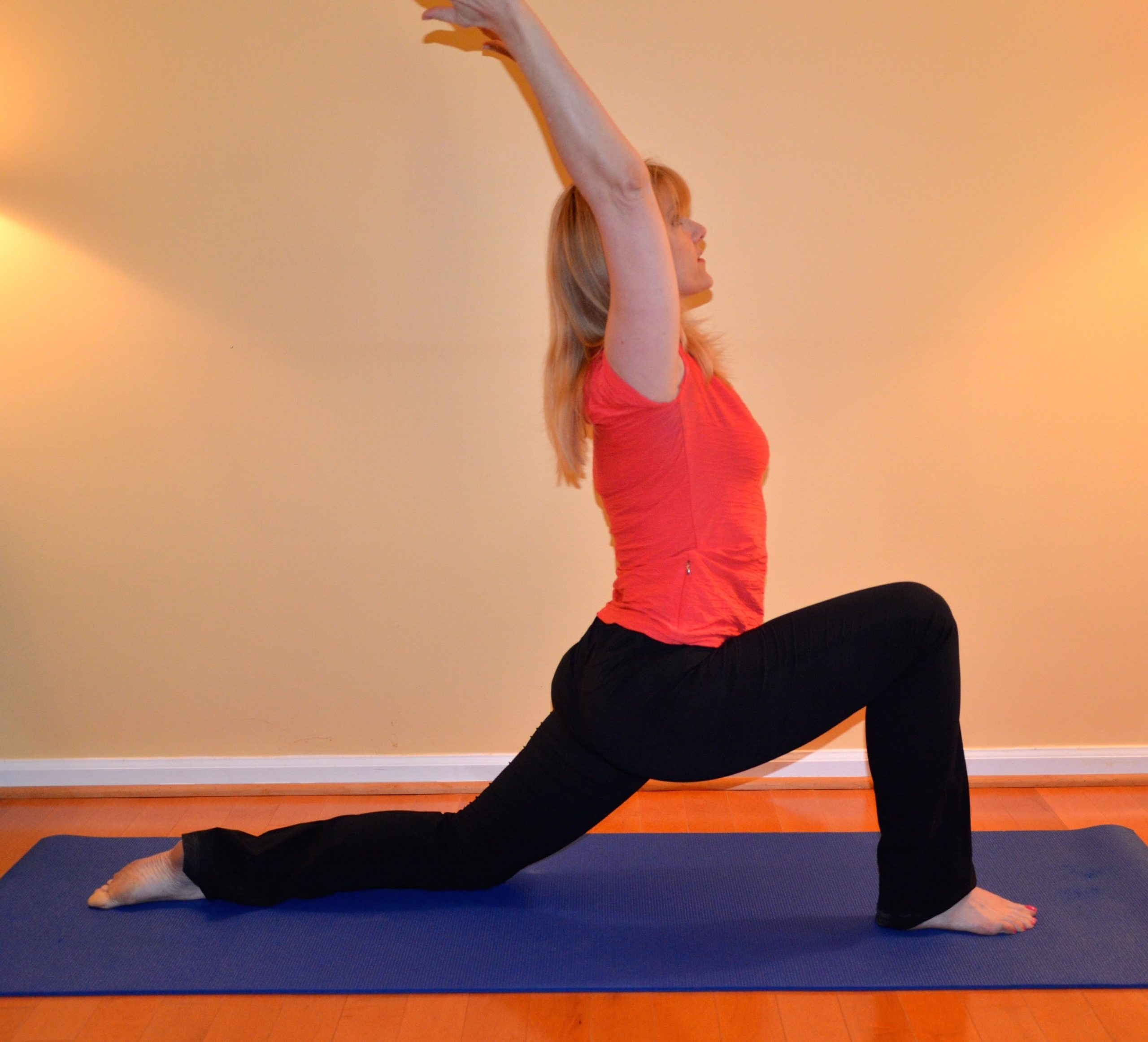 Stretch Your Hips!